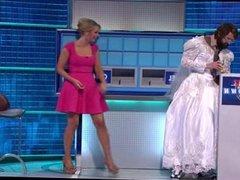 Rachel Riley - Sexy Figure - Short Pink Dress