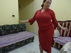 egyptian great dancer