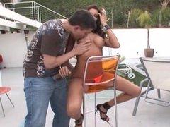 Kayla Carrera anal fuck