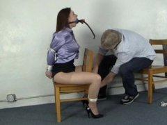 Double Gag Reverse Chairs