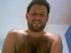 Masturbating Turkey-Turkish Smily Bear Hunk Mumun Cums