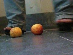 Maria Silvina pure de manzanas