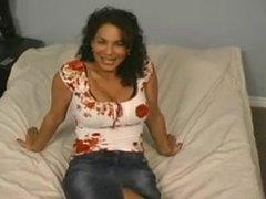 Lizabella a great latina milf fuck young guy