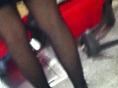 very nice panthyhouse, nice leg, upskirt 10 sept