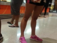 Bare Candid Legs - BCL#127