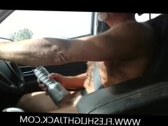 Fleshjack While Driving