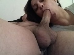 Puerto Rican cock sucker