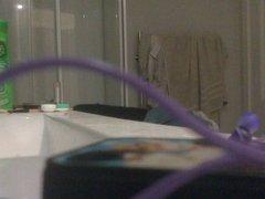18 yo girl hidden bathroom cam