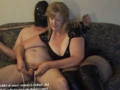 Ball Tying Teasing JOI BallBusting Instructions By Ms. Sadie
