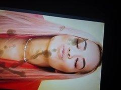 Rita Ora 2nd Cum Tribute mmm
