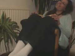 Claire Love To Sockjob