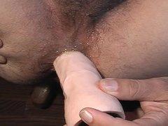 Ass Play Homemade #2