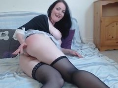 REAL FRENCH MAID CAMSHOW MELISSA