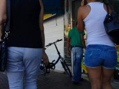 Israel . On the street.