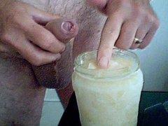 ejaculating on fozen sperm