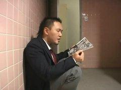Japanese suck and handjob (uncensored)