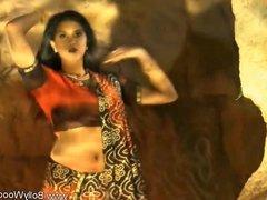 Bollywood Princess Express the Dancing Ritual