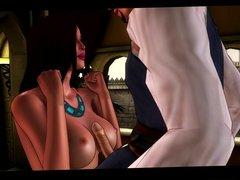 Jasmine scene de casting