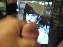 cum tribute to pauley perrette
