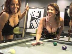 Sara Jay and Nicky Hustle Black Cock
