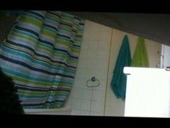 not sister 19 years bathroom spycam