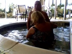 Mistress Tease & Denies Sissy Husband in Public