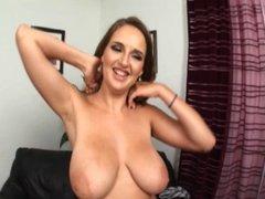 Big Titted Brunette