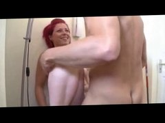 Amateur Red Head Teen Babe