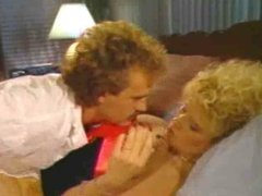 CMNF Romantic Scene-Lucky Licker