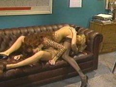Patricia Kennedy&Rebecca Wild - Vintage Lezzy Sex