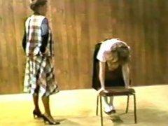 Schoolgirl got punishment