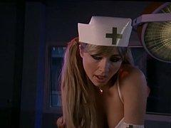 Sarah Chalke Scrubs Nurse Uniform compilation