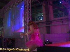 sex on stage