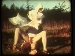 Vintage Nuns Threesome