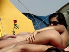 Spy cam at the beach 02