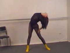 Como es follar con una gimnasta