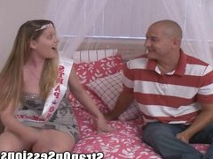 Dick Loves The Girly Cock Of The Strap On Princess