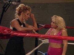 April Adams And Sindee Coxx Lesbian Scene