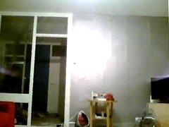 Hot Ebony Girl Loves To Tease On Webcam