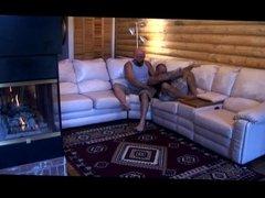 Hot bears fucking in a cabin