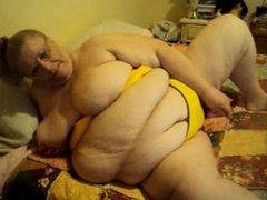 yellow bra and panties playing pt 2
