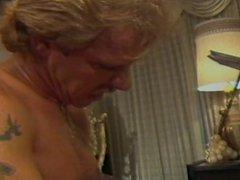 Classic Mature Helga Sven Group Sex