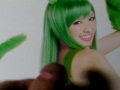 Cumshot 6 Times - Akina Minami - Bukkake