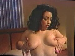 mature asian mom knows how to satisfy two horny guys