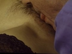 ASIAN MILF GETS FUCKED IN STOCKINGS
