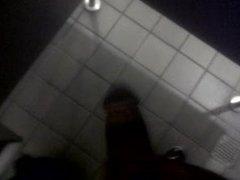 Public Bathroom flash