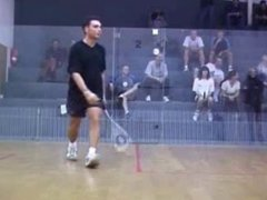 Strip sports - Squash match