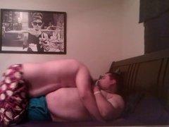 Two horny big chubbys having fun
