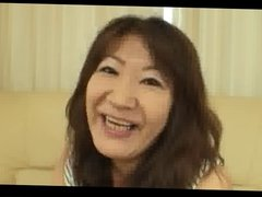 52yo Hairy Japanese Granny Michiko Okawa Pt. 1 (Uncensored)