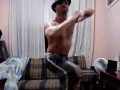 azeri men dance show